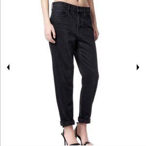 SOLDAlexander Wang black jeans